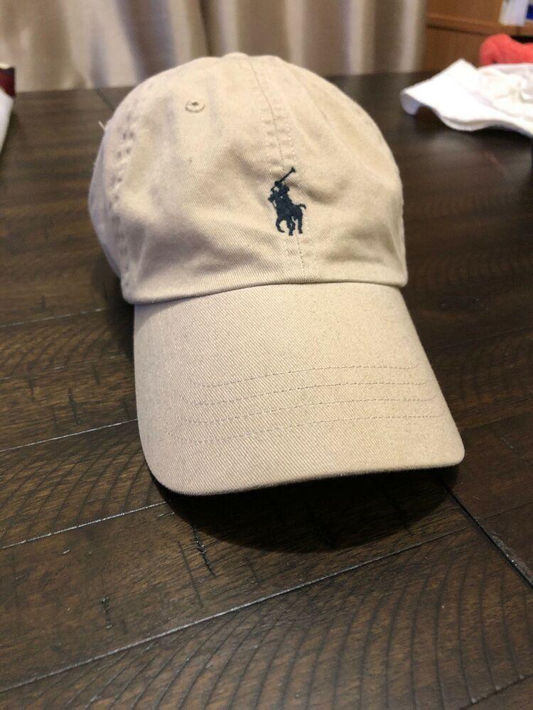 258c21dd Polo Ralph Lauren Adjustable Strap Pony Logo Baseball Cap Hat 1 Size # fashion #clothing #shoes #accessories #mensaccessories #hats (ebay link)