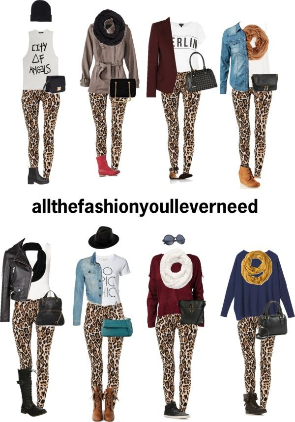 8cfec6a35 Outfits with cheetah print leggings Calça De Onça, Guarda Roupa, Saias,  Estampas De