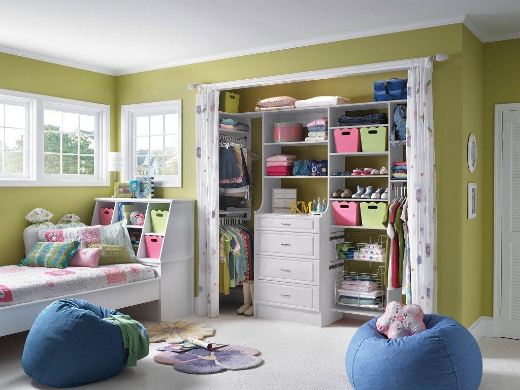 closet idea...storage for guest rooms | Closet | Pinterest | Storage ...