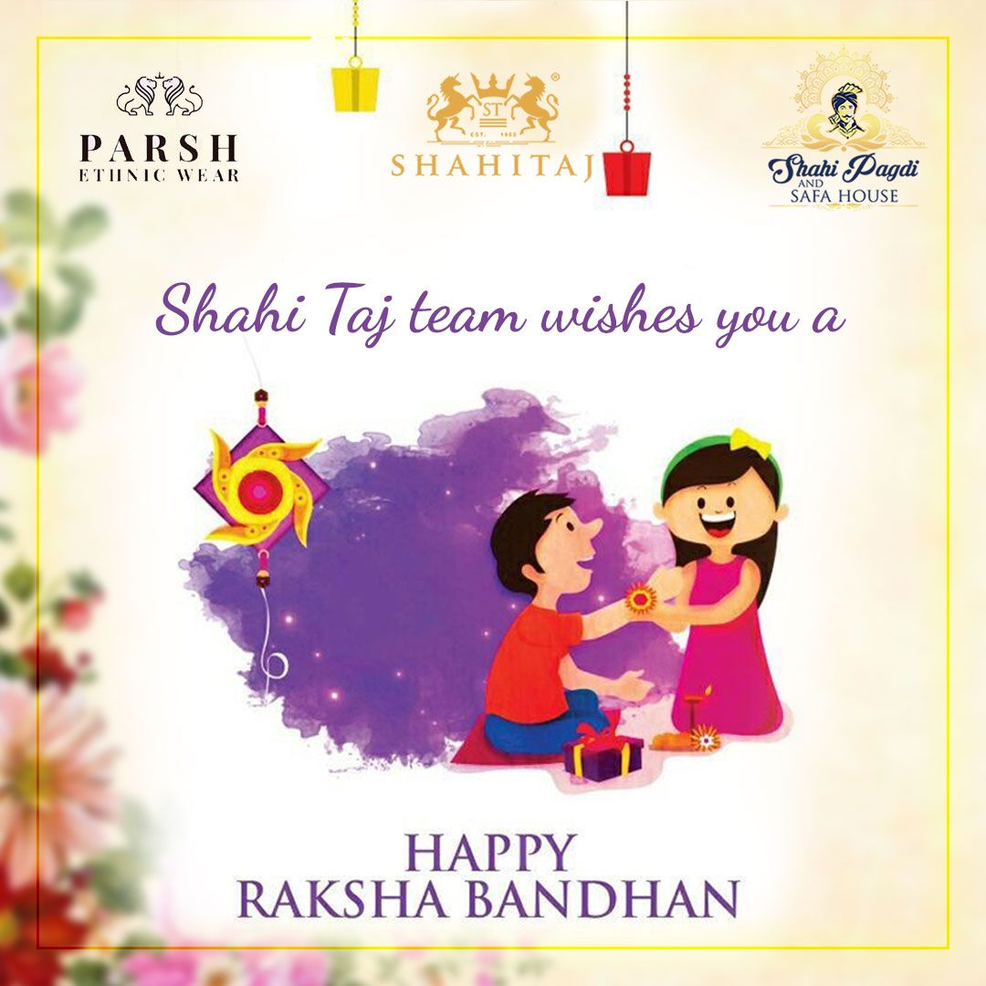 Rakhi Is The Thread That Binds Two Souls In A Bond Of Joy