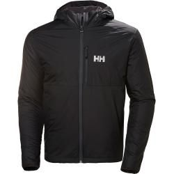 Photo of Helly Hansen Herren Odin Stretch Hooded Light Insulator Wanderjacke Schwarz M.