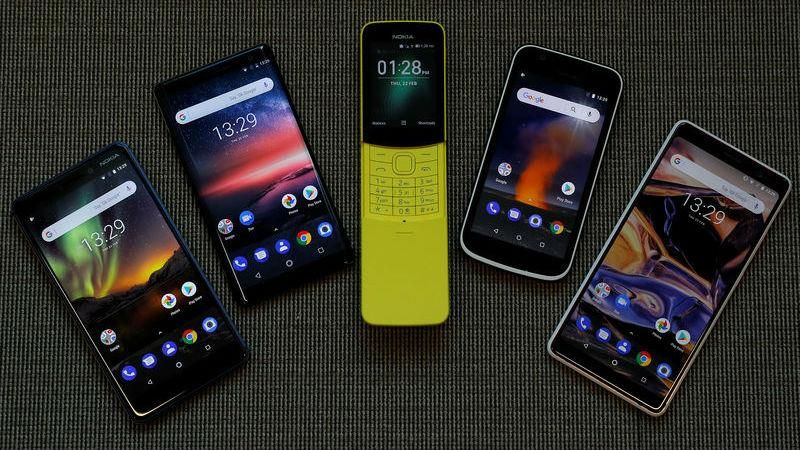 You can now buy Nokia Mobile's smartphones, feature phones