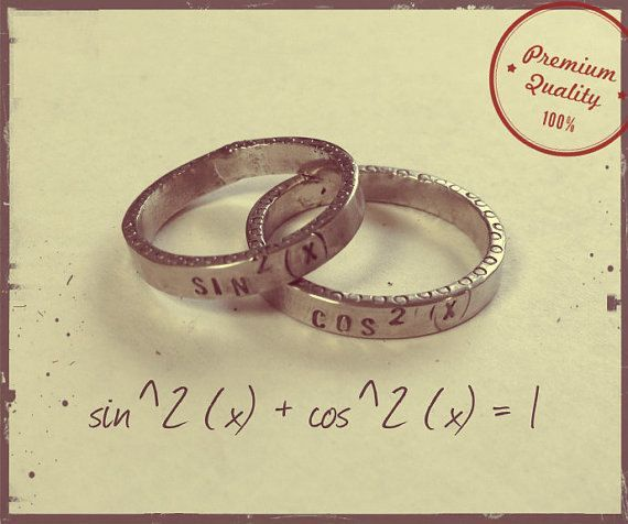 50 Geeky Wedding Ideas Themes Cool Wedding Rings Engraved