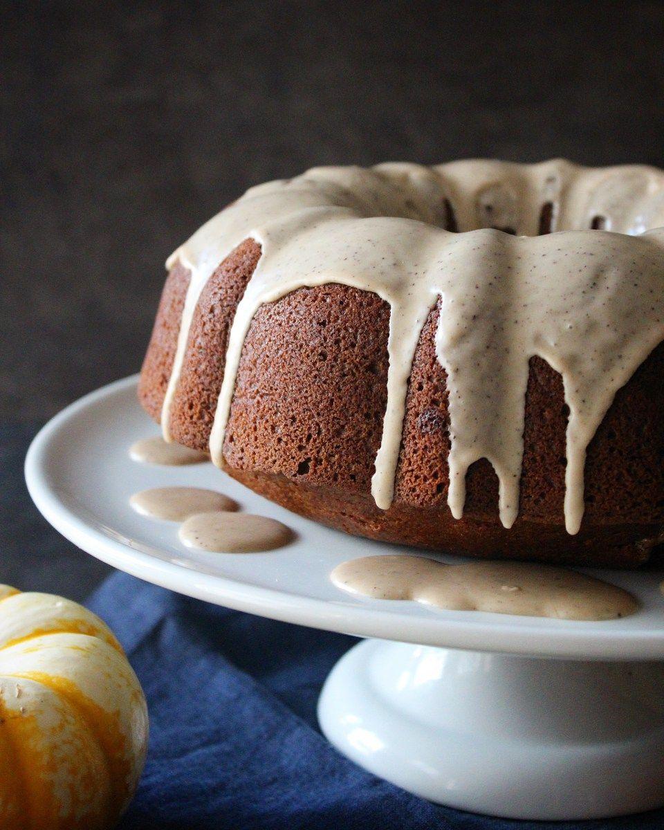 Pumpkin Spice Latte Bundt Cake | Recipe | Pumpkin spice ...