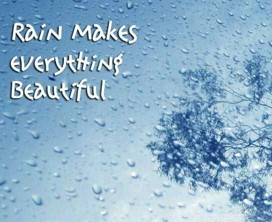 Rain Image Quotes And Sayings Page 4 Rainy Day Quotes Rain Quotes Caption For Nature