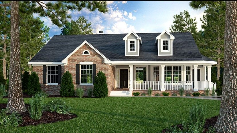 Home plan homepw06758 1965 square foot 3 bedroom 2 for Www homeplans com