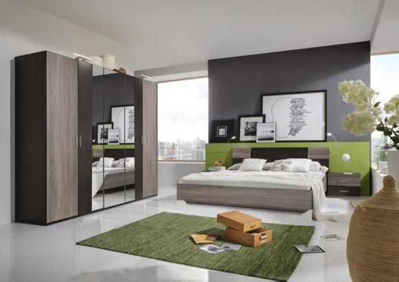 """In diesem trendigen Schlafzimmer aus der Serie """"Svenja"""