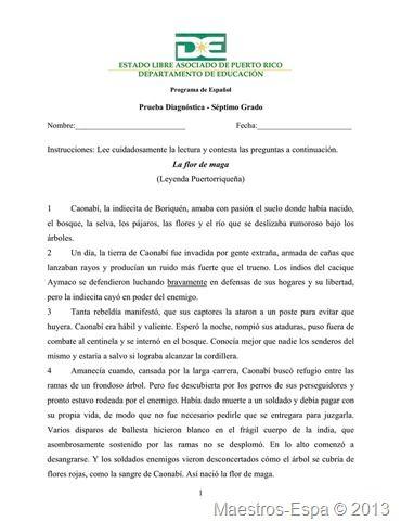 prueba-diagnostica-7mo-espanol