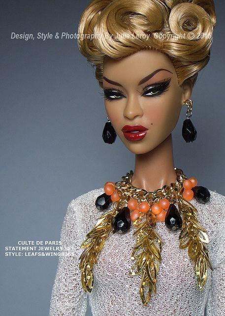 CULTE DE PARIS Statement Jewelry | Flickr - Photo Sharing!