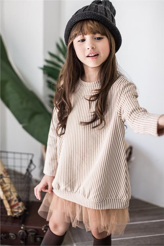 Micca Striped Dress Korean Fashion Www Lublue Co Uk