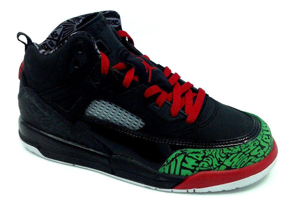 d1ce628f0187 Jordan Spizike BP Little Kids Boys Shoe Black Varsity Red 317700-026 Size  3Y (eBay Link)
