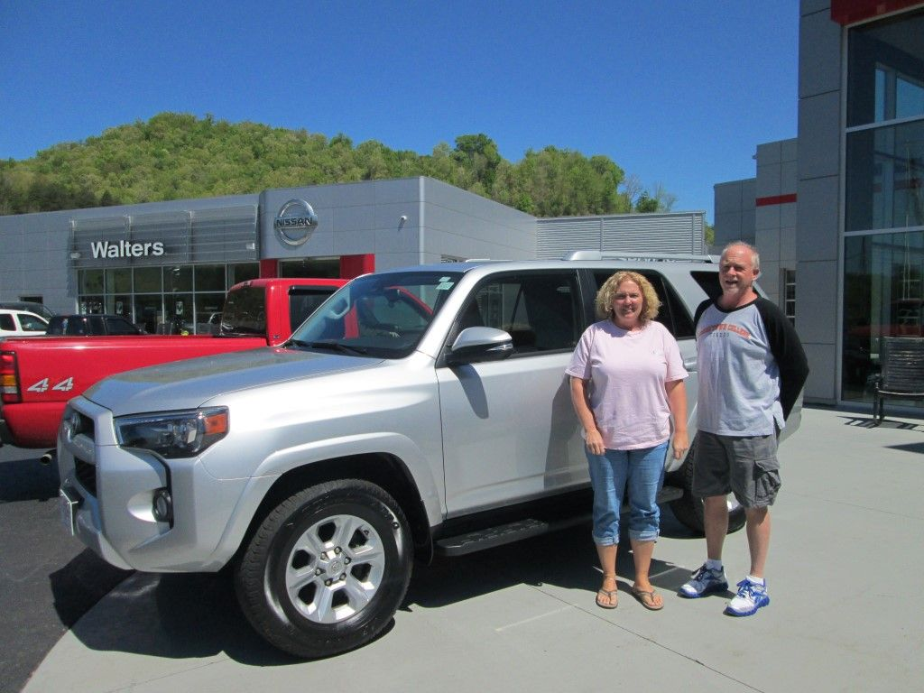 We Welcome The Riddle Family Of Pikeville, Ky, To The Walters Toyota Nissan  Family! Congratulations On The Purchase Of The 2014 #Toyota #4Runner From  Chris ...