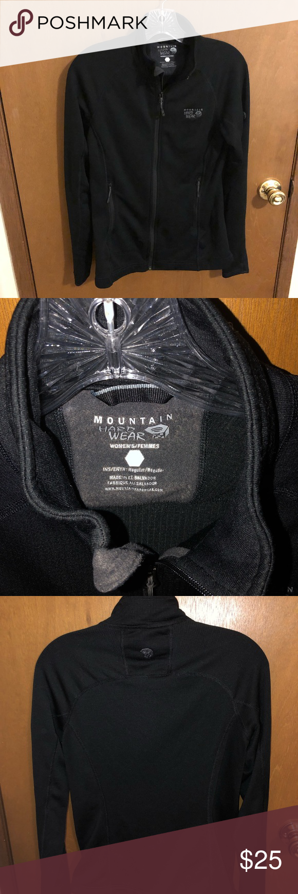 Black Mountain Hardware Jacket Mountain Hardwear Jacket Jackets Ski Jacket [ 1740 x 580 Pixel ]