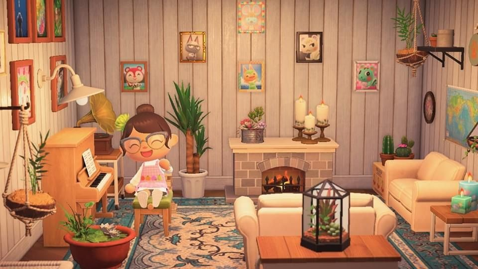 Acnh Living Room Living Room Furnishings Living Room Wood Living Room