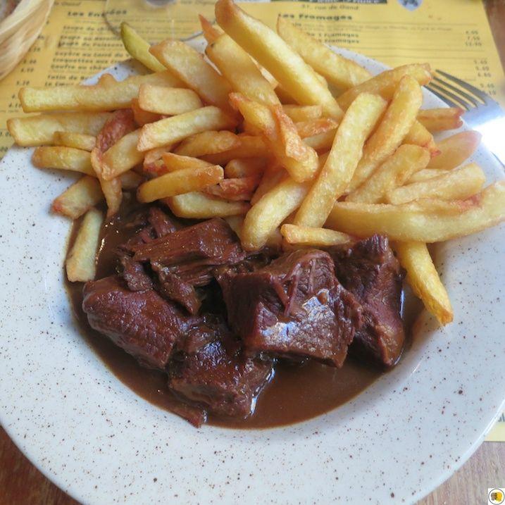 Chez La Vieille Lille Z Ai Cru Voir Un Estaminet Les Bonnes Tables Ou Pas De Jack Et Walter Plat Gastronomie Vieux Lille