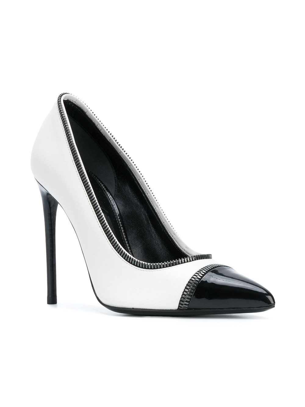 Tom Ford contrast pointed pumps best place cheap price azb5zP