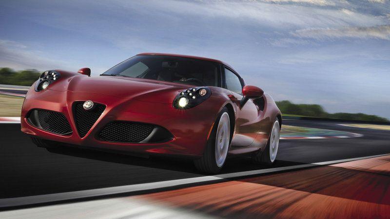 Alfa Romeo 4c Update For 2019 Alfa Romeo Alfa Romeo 4c Alfa