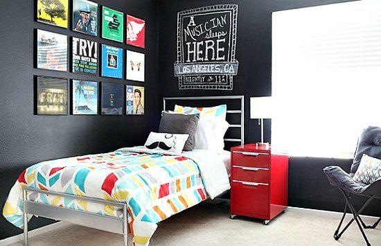 6 Ambientes juveniles para chicos | Room, Bedrooms and Room ideas