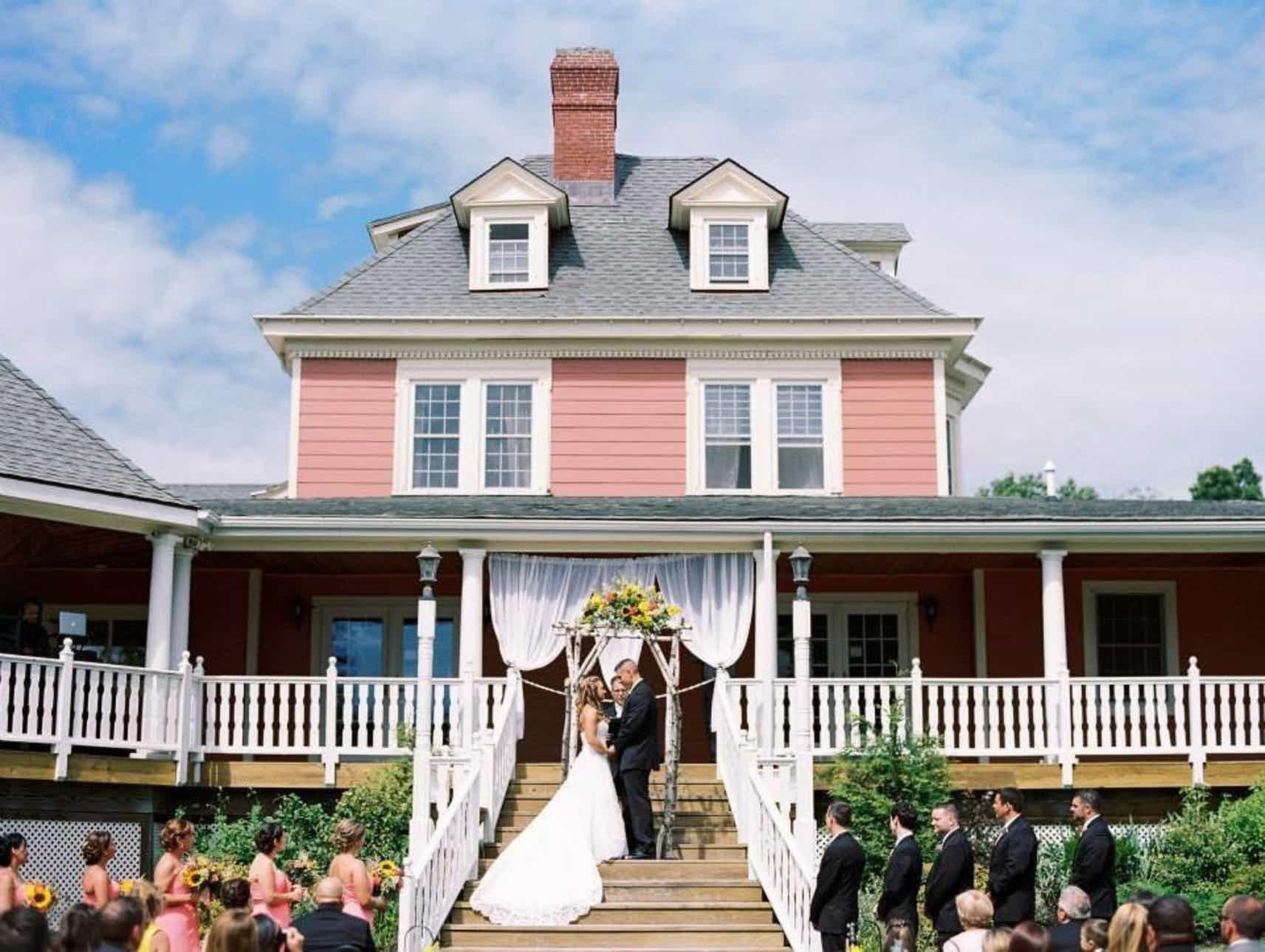 Mountainview Manor Glen Spey Weddings New York Wedding