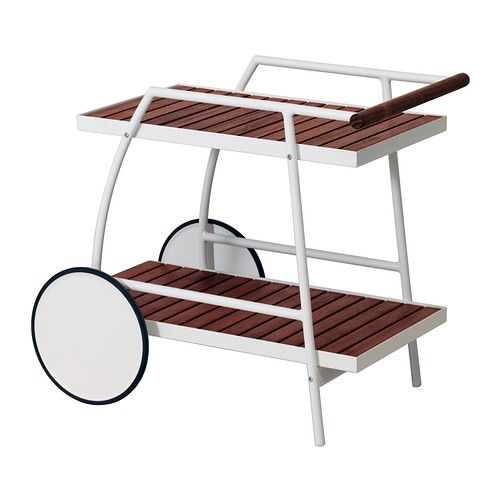 ikea vindals desserte ext rieur la desserte roule en douceur gr ce aux roues rev tues de. Black Bedroom Furniture Sets. Home Design Ideas