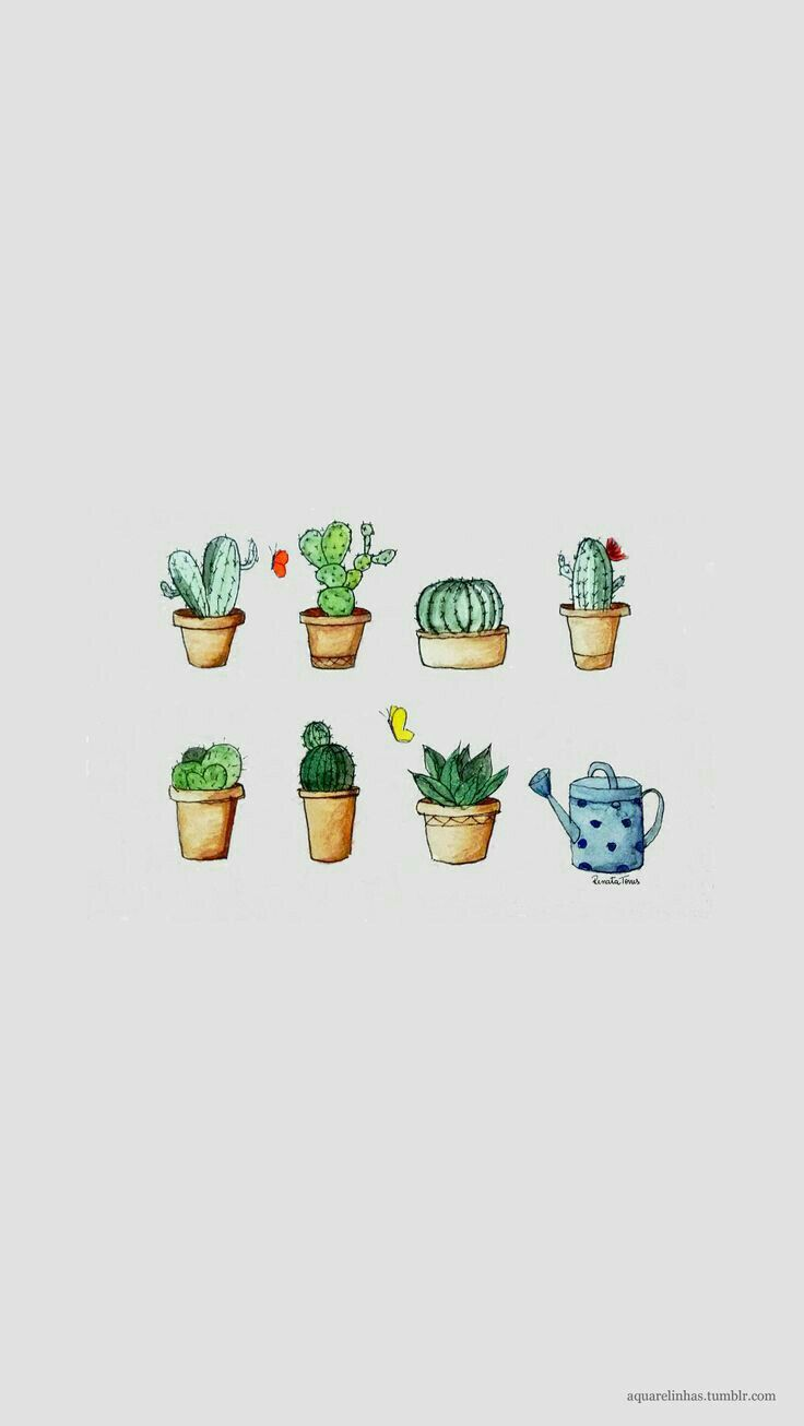 Fondo de pantalla | Backgrounds | Pinterest | Cactus ...