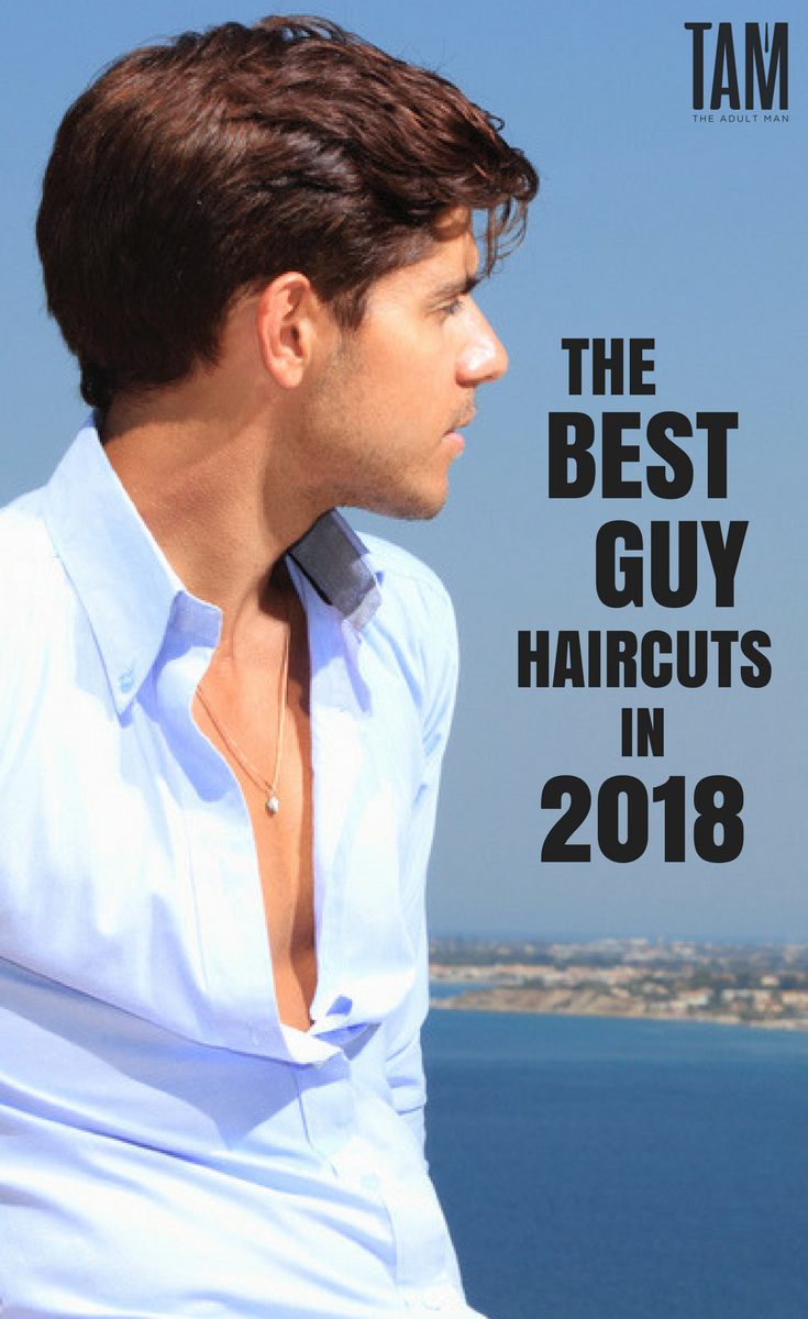 Boy hairstyle in 2018 menus lifestyle magazine  hair style  pinterest  hairstyles