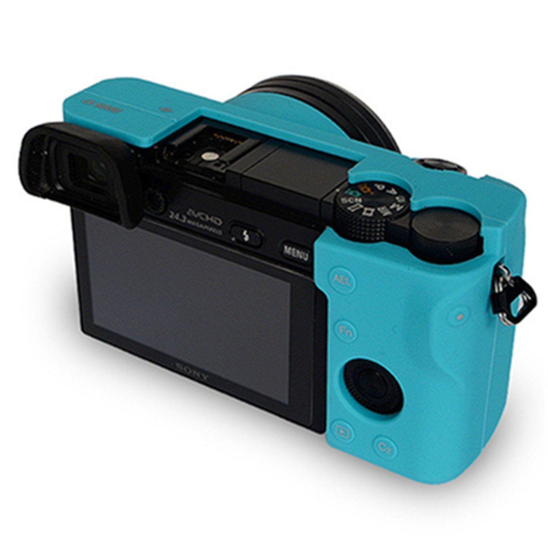 Turpro Flexible Silicone Camera CaseSoft Protective Camera