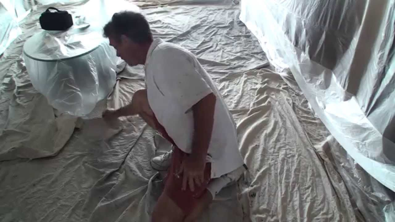 How to remove a popcorn ceiling easily Popcorn ceiling