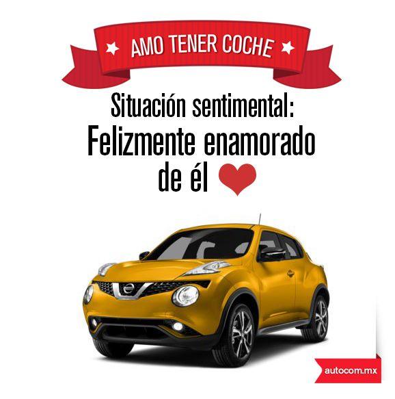 Febrero romántico Nissan Juke amor febrero