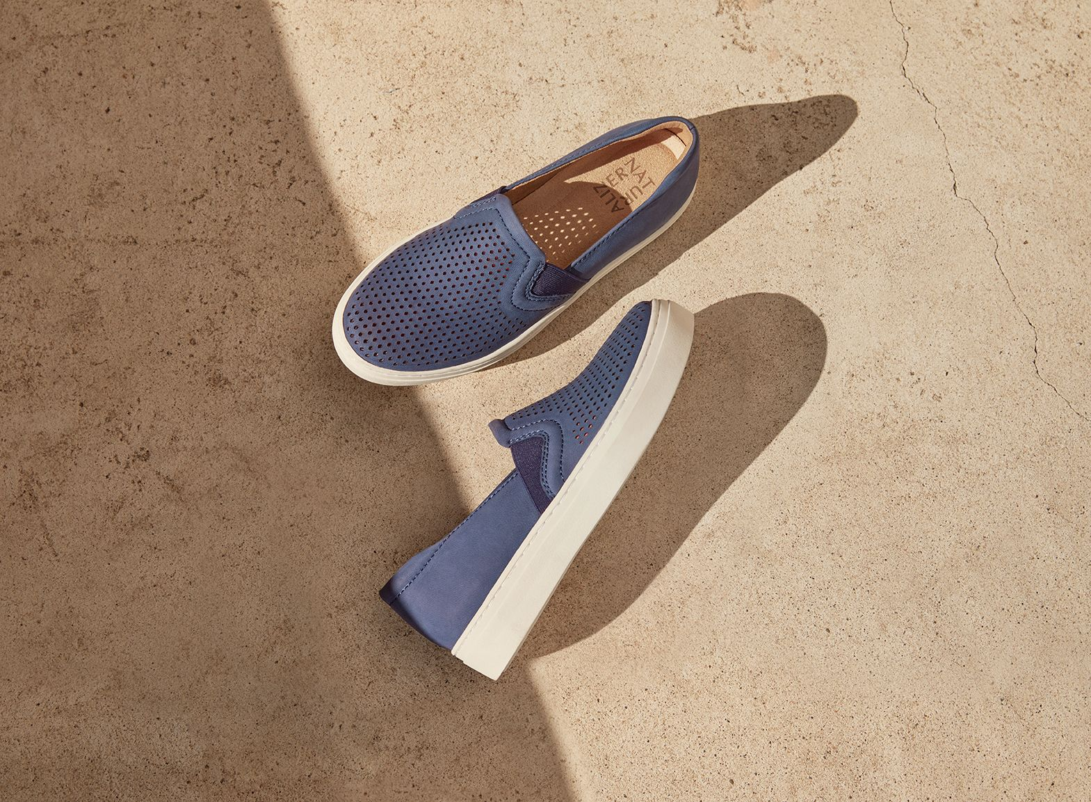 CARLY platform sneaker. #Naturalizer