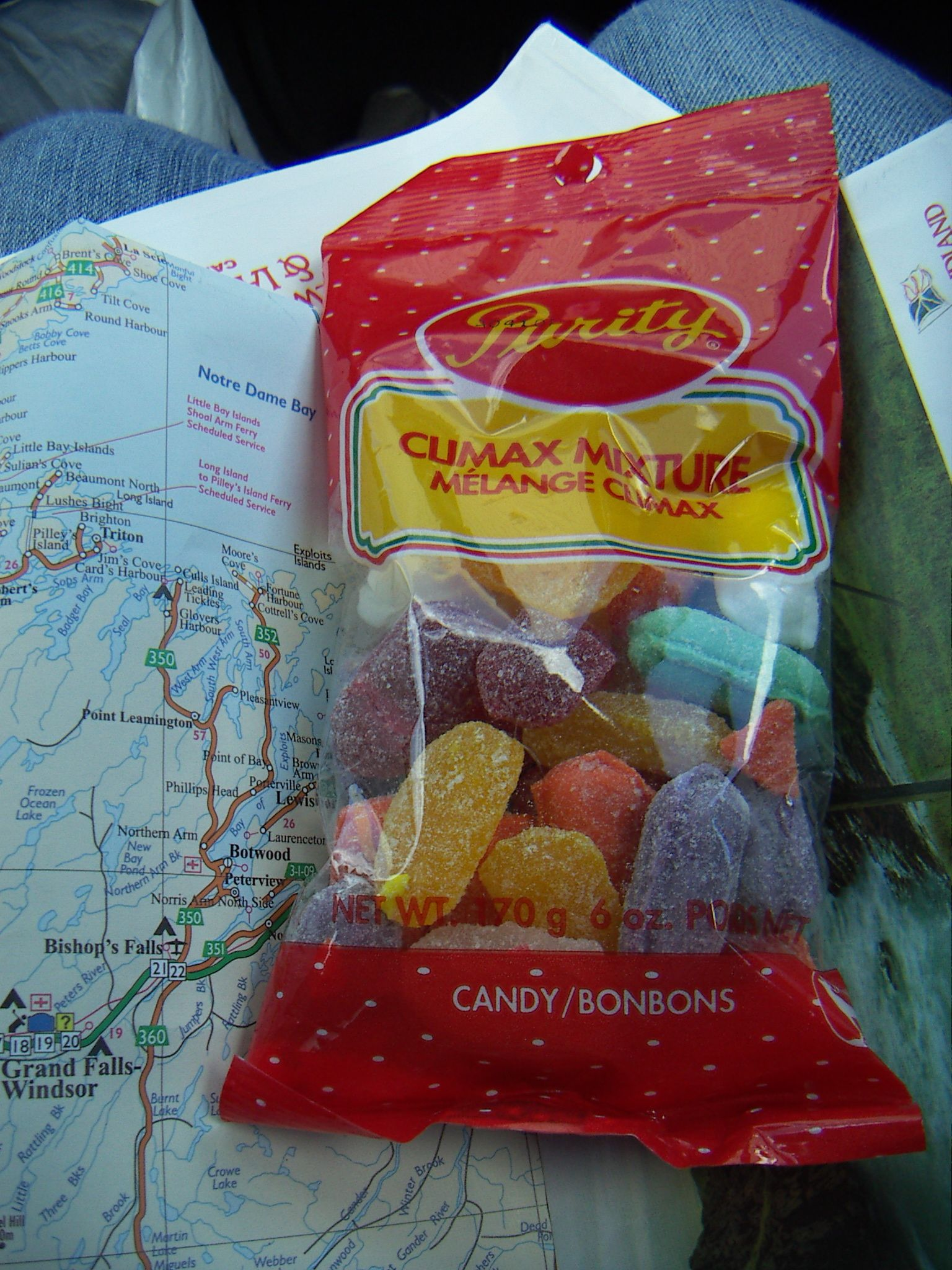 Homemade candy recipes from canada