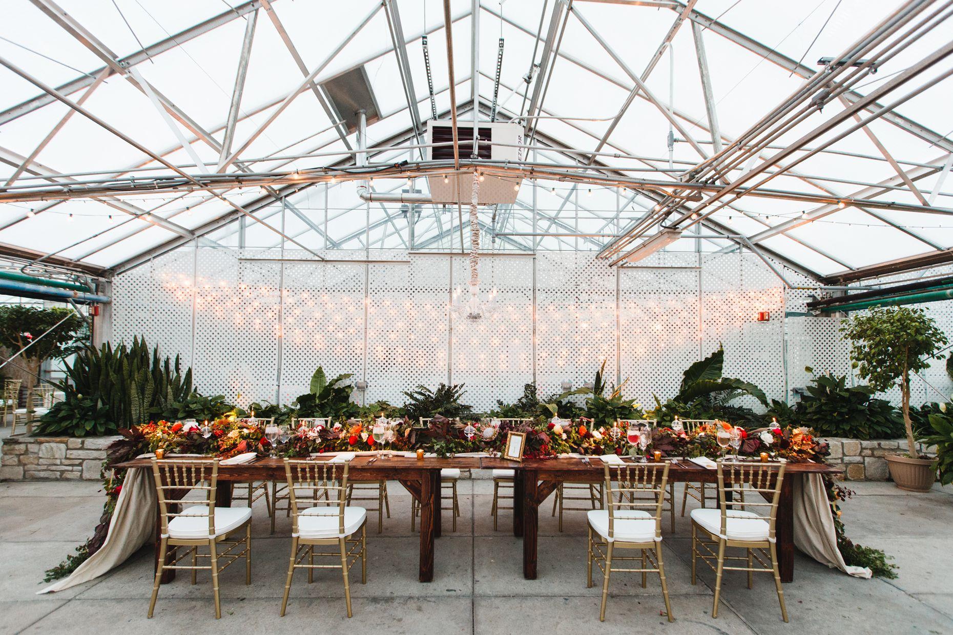 Horticultural Center Wedding   Philadelphia wedding venues ...