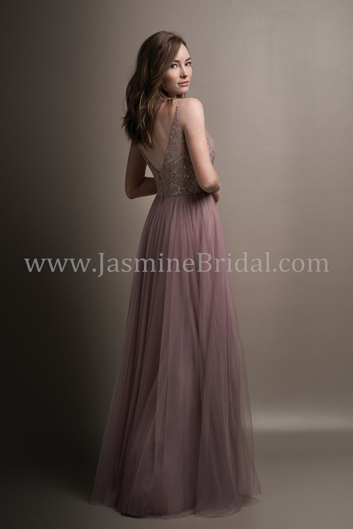 One side strap wedding dress  Jasmine Bridal is home to  separate designer wedding labels as well