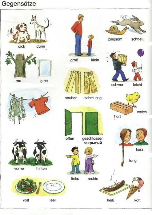 adjektive wortschatz vocabulary deutsch lernen deutsch y deutsch vokabeln. Black Bedroom Furniture Sets. Home Design Ideas