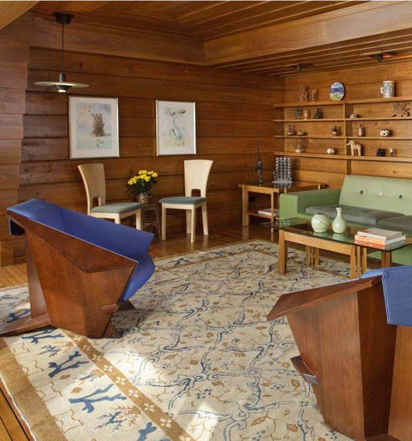 Frank Lloyd Wright's Pew House