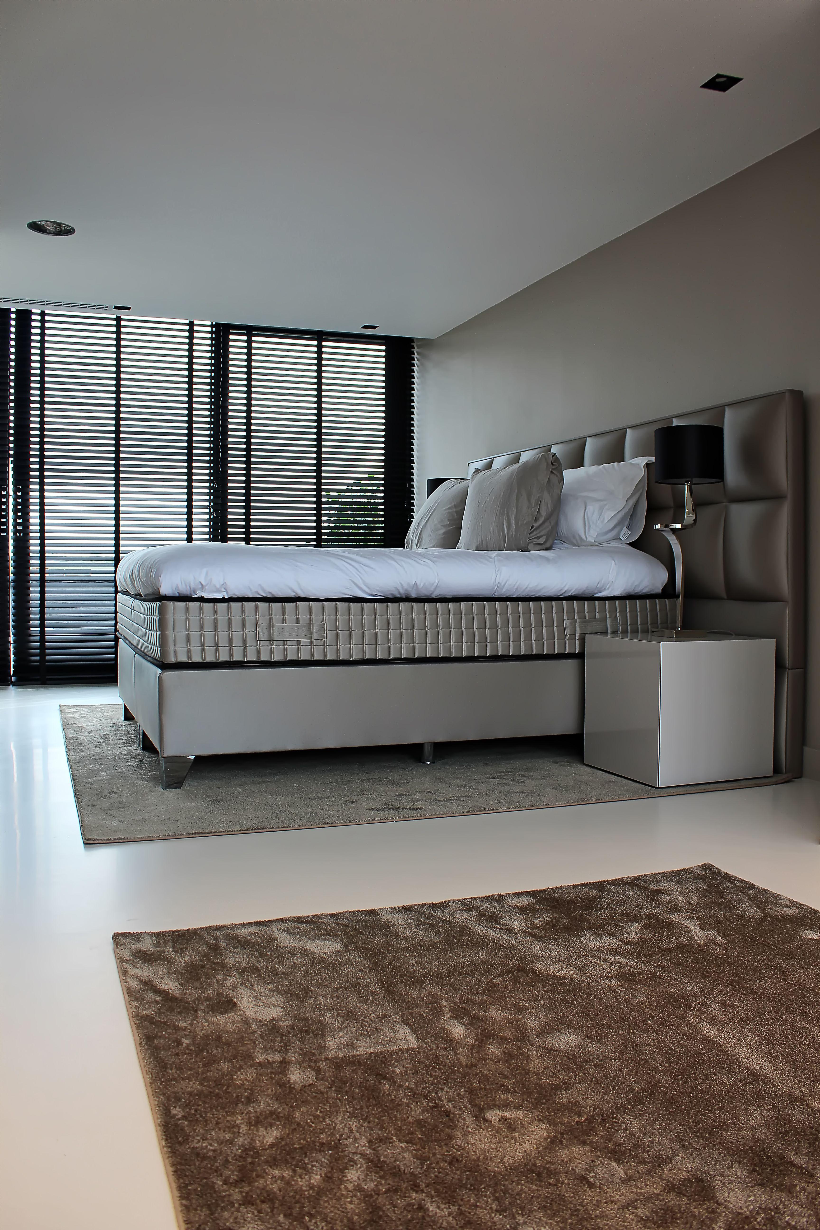 slaapkamer woonideen motion gietvloeren gietvloer kunststof vloeren interior design