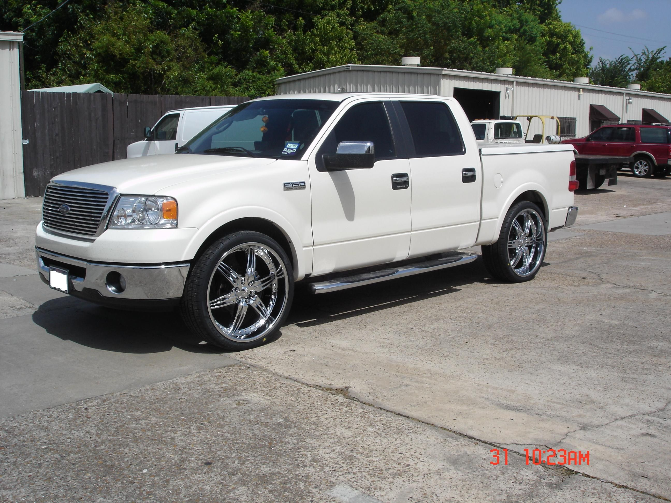 Ford f 150 on 24 inch rims find the classic rims of your dreams