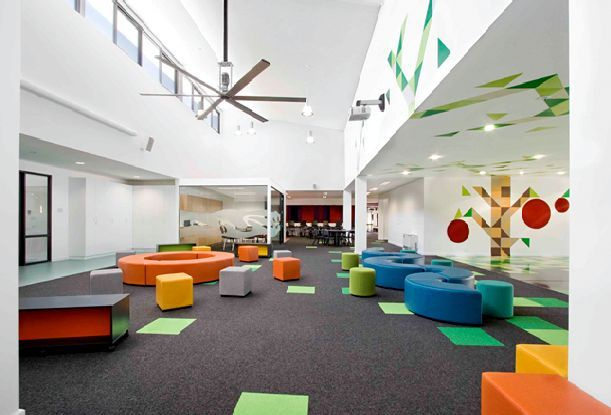 Superbe These Movable Furniture Units Would Make Setting Up Group Work Much Easier.  When Are School Principals And Architects Going To Realise That If They Put  Kids ...