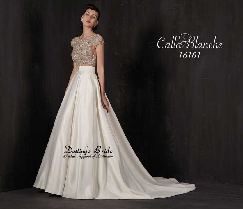 Inverness gowns - Calla Blanche