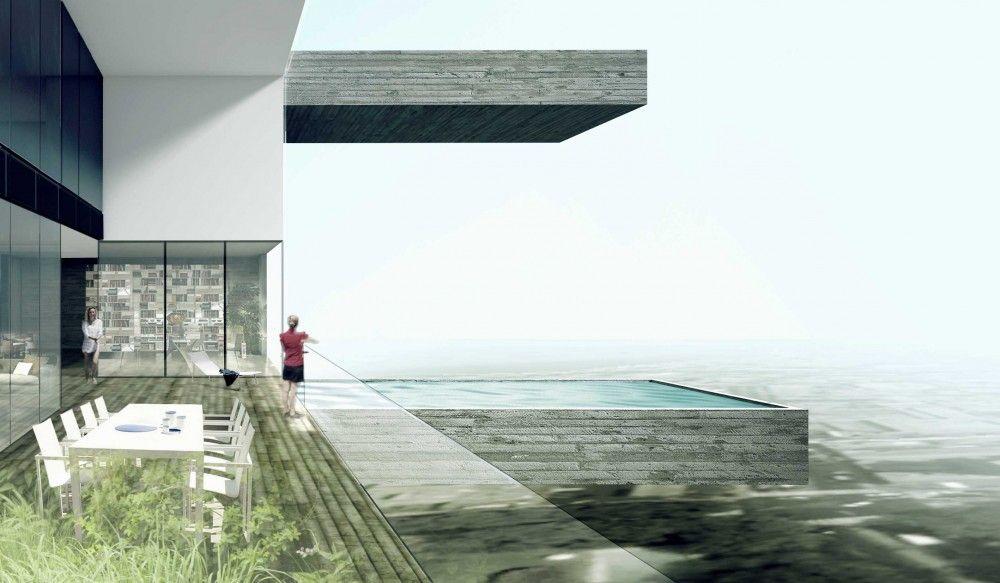 Balanço - Os arquitetos adoram, e os engenheiros piram !!!