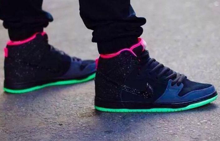 buy online a2011 66cb5 Premier x Nike SB Dunk High