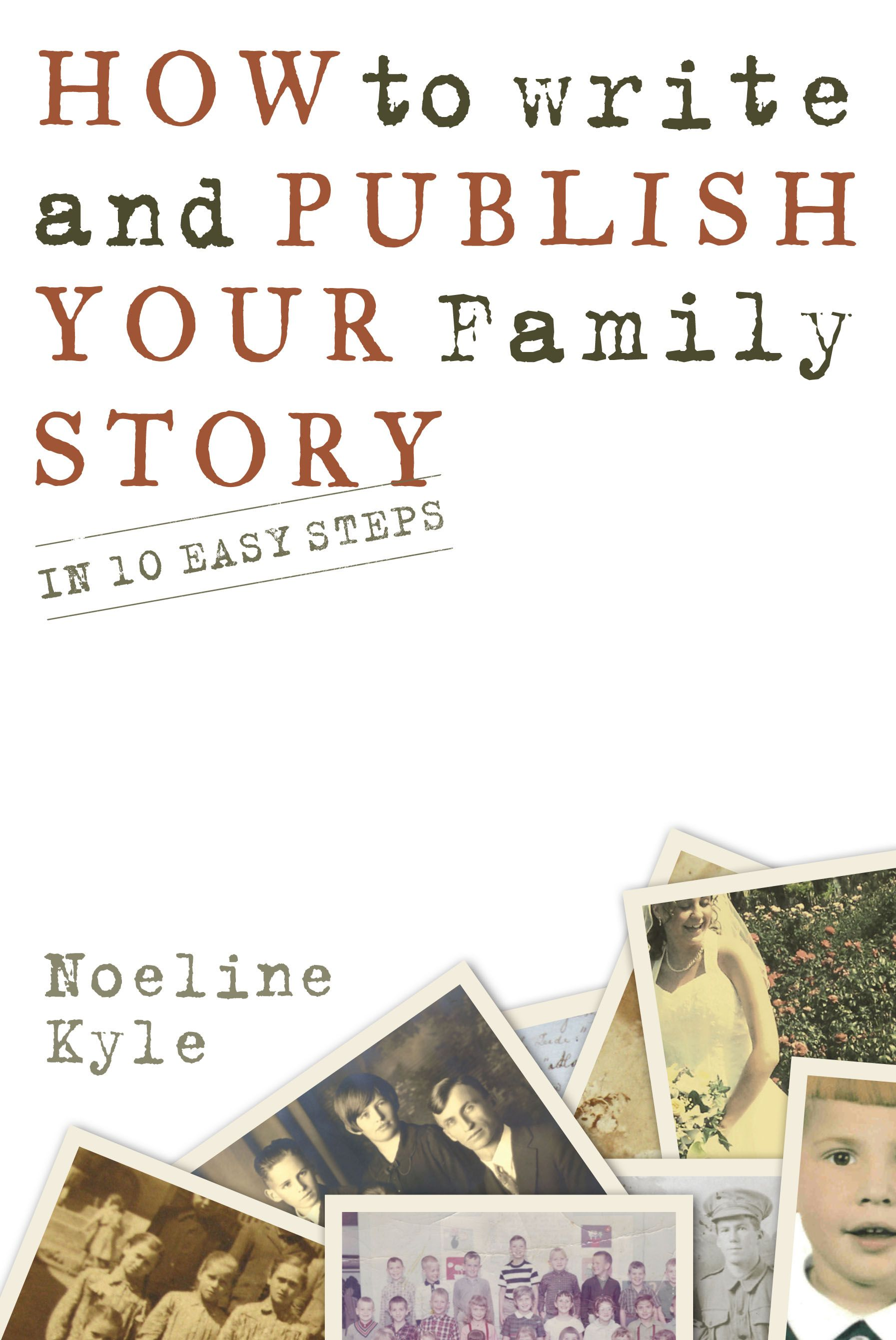 how to guide family history book and other templates