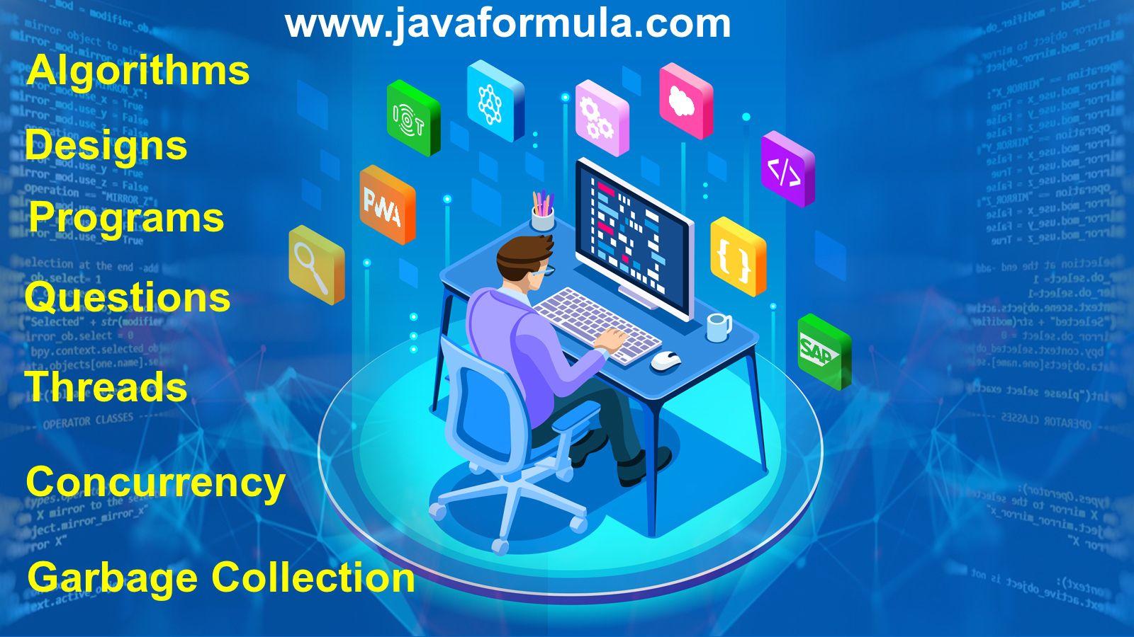 Javaformula Com Software Development Development Software Projects
