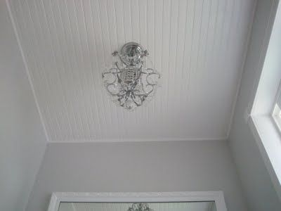 Beautiful Nest Master Bath Reveal With Bead Board Ceiling Beadboard Ceiling Beadboard Ceiling Panels Beadboard
