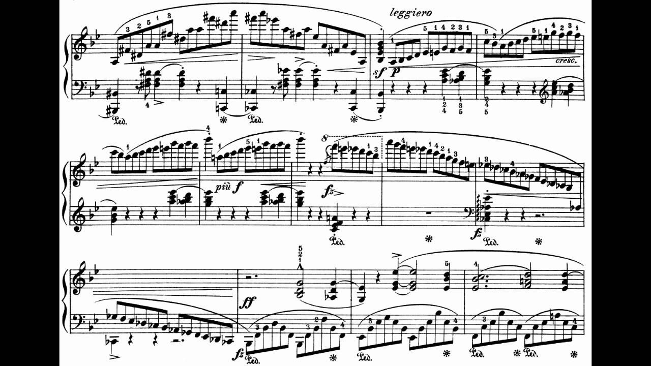 Chopin Ballade No 1 Performed by Arthur Rubinstein - YouTube