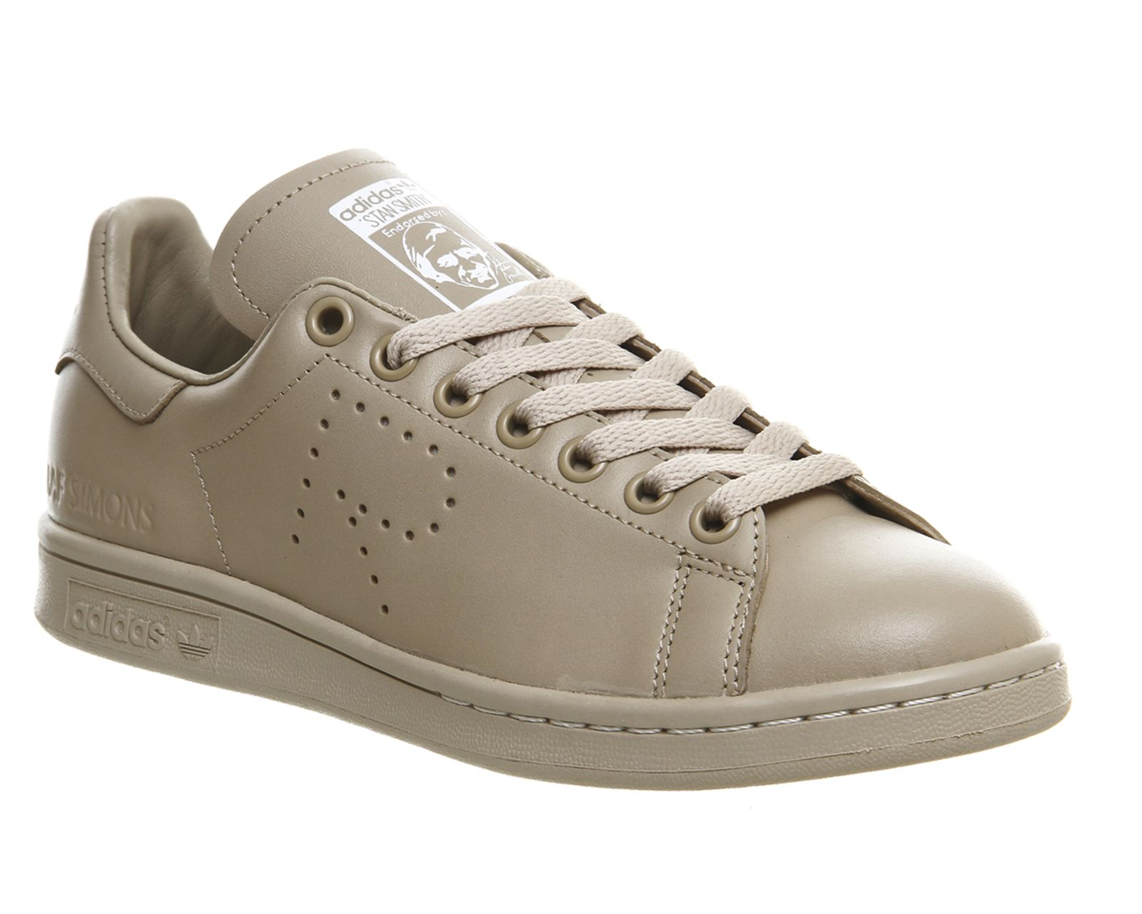 Adidas Raf Simons Raf X Stan Smith Dust Sand - Unisex Sports £225