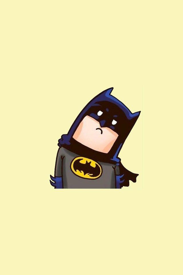 Pin By Eduardo Rodas Ugarte On Drawing For Tshirts Batman Cartoon Batman Wallpaper Cute Batman