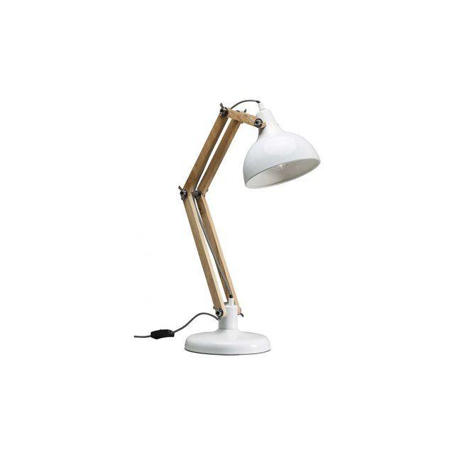 Lampe de table Work Station blanche Kare Design KARE DESIGN