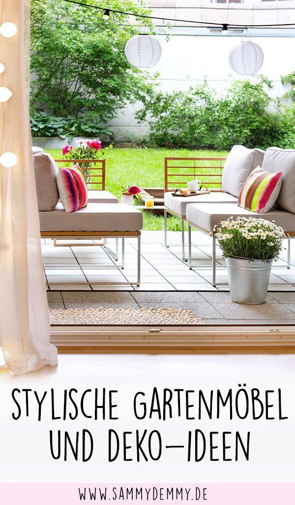Garten, Garten Deko, Garten Ideen, Garten Inspiration ...