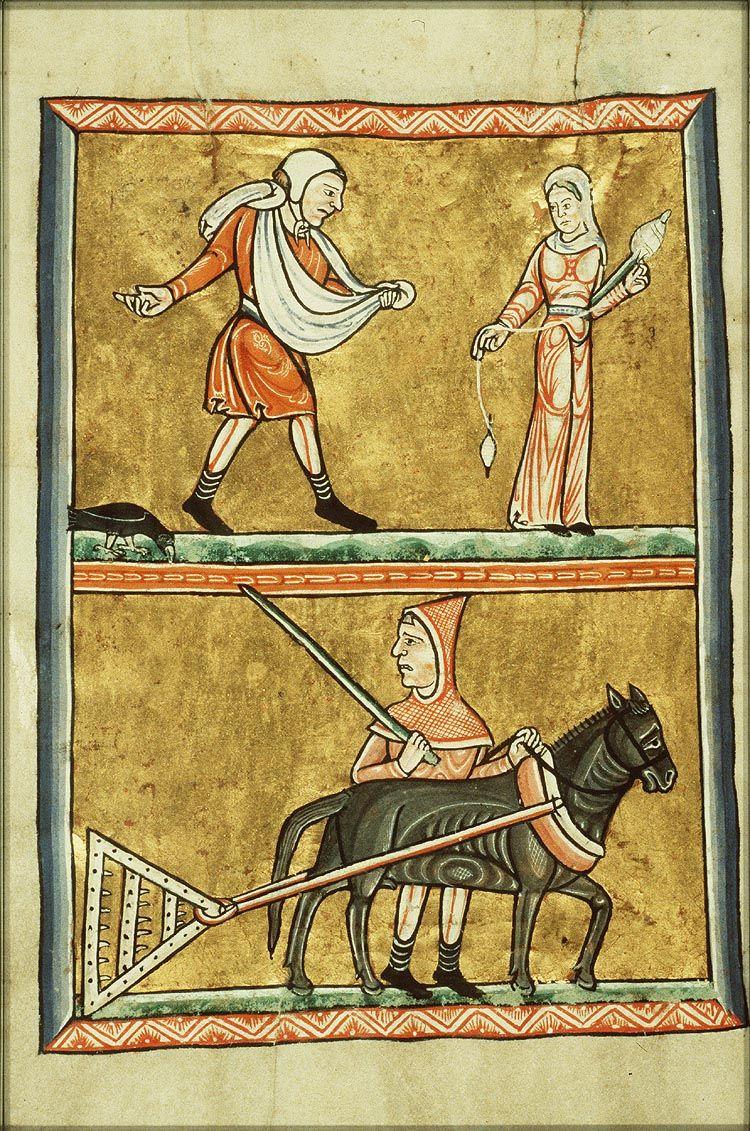 c. 1200-1210 Fécamp Psalter - Normandy -
